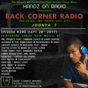 BACK CORNER RADIO [EPISODE #290] SEPT 28. 2017