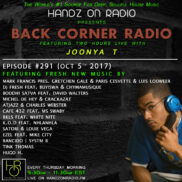 BACK CORNER RADIO [EPISODE #291] OCT 5. 2017
