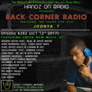 BACK CORNER RADIO [EPISODE #292] OCT 12. 2017
