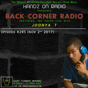BACK CORNER RADIO [EPISODE #295] NOV 2. 2017