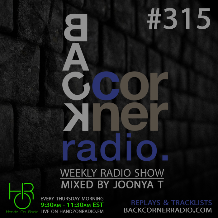 BACK CORNER RADIO [EPISODE #315] MAR 22  2018 | #BackCornerRadio