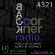 BACK CORNER RADIO [EPISODE #321] MAY 3. 2018