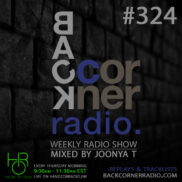 BACK CORNER RADIO [EPISODE #324] MAY 24. 2018