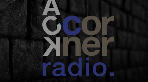 BACK CORNER RADIO [EPISODE #332] JULY 19. 2018
