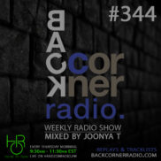 BACK CORNER RADIO [EPISODE #344] OCT 11. 2018