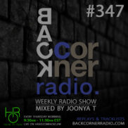 BACK CORNER RADIO [EPISODE #347] NOV 1. 2018