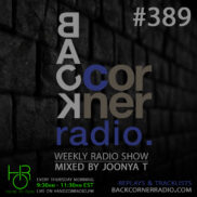 BACK CORNER RADIO [EPISODE #389] SEPT 12. 2019