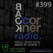BACK CORNER RADIO [EPISODE #399] NOV 21. 2019