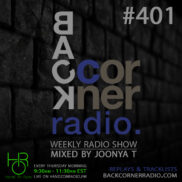 BACK CORNER RADIO [EPISODE #401] DEC 5. 2019