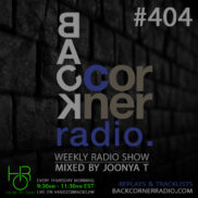 BACK CORNER RADIO [EPISODE #404] DEC 26. 2019