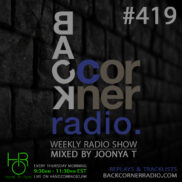 BACK CORNER RADIO [EPISODE #419] APRIL 9. 2020